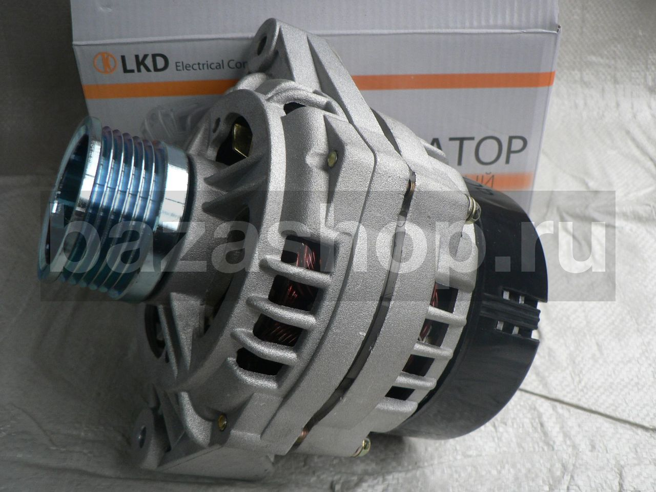 Фото №17 - лучший генератор для ВАЗ 2110